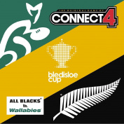 Connect Four Bledisloe Cup Edition