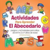 Actividades Para Aprender El Abecedario [Spanish]