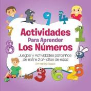 Actividades Para Aprender Los Numeros [Spanish]
