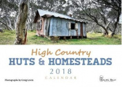 High Country Huts 2018 Calendar
