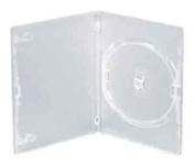 Vision Media 50 X Single Clear Amaray - Dvd/cd/blu Ray Case