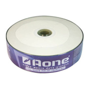 25pcs Cello Wrapped, Aone 700mb Cd-r Media 52x Branded 80min