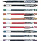 Pilot G-tec-c4 Microtip Rollerball Pen - Ultra Fine Rollerball Pen In 10 Colours