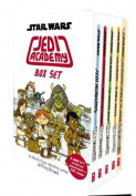 Jedi Academy 5 Book Box Set