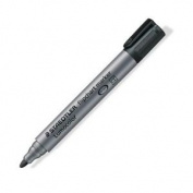 Staedtler Lumocolor Flipchart Universal Marker Pens 356 - Permanent Black