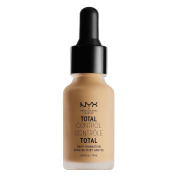 NYX glitz Total Control Drop Foundation- TCDF beige