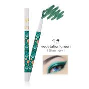 Vinjeely Beauty Pro Highlighter Eyeshadow Pencil Cosmetic Glitter Eye Shadow Pen