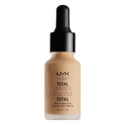 NYX glitz Total Control Drop Foundation- mediumolive