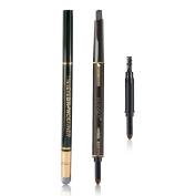 MANSLY 3in1 Brow Eye pencil Dark Grey