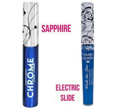 2 Hard Candy Glitter Mascara SAPPHIRE & Walk the Line eyeliner Electric Slide