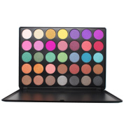 Miskos 35 Colours Professional Makeup Eyeshadow Pallet Shimmer Matte Eye Shadow Set Cosmetic Product #35 Series