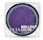 Ulta Beauty Brilliant Colour Eyeshadow ~ Purple