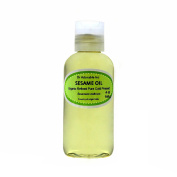 Sesame Seed Oil Refined Organic Pure by Dr.Adorable 120ml