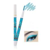 KISSBUTY 10 rotating colour eyeliner matte pearl eye shadow pen