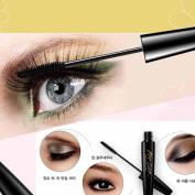 Baomabao Eye Lashes Extension Black Waterproof Makeup Eyelash Long Curling Mascara