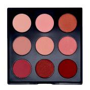 9 Colour Blush Palette
