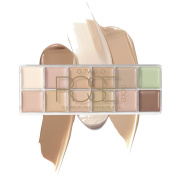 O.TWO.O Concealer Cream Profissional 12 Colours Cosmetic Camouflage Concealer Palette Face Makeup