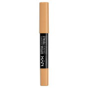 NYX Cosmetics Professional Makeup Gotcha Covered Concealer Pencil, Caramel Beige, 0ml