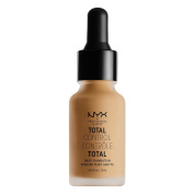 NYX glitz Total Control Drop Foundation- TCDF golden