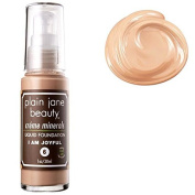 PLAIN JANE BEAUTY I AM JOYFUL (#6) CREME MINERALS LIQUID FOUNDATION