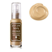 PLAIN JANE BEAUTY I AM AMAZING (#5) CREME MINERALS LIQUID FOUNDATION