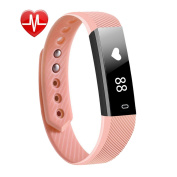 (Updated Version) Fitness Tracker,LETUFIT Fitness Tracker with Heart Rate Monitor Wearable Smart Band