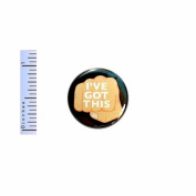 Funny Button I've Got This Tough Guy Joke Pin Random Geekery Pinback Gift 2.5cm