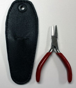 Mini Craft Pliers with Carrying Case