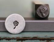 5mm Daisy Dandelion Flower Metal Punch Design Jewellery Stamp