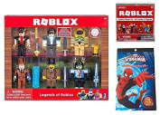ROBLOX Legends of Roblox Figure Pack Bundle includes (1) Mystery Box and