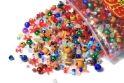 The Big 0.5-0.5kg assorted plastic beads
