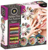 AMAV Foil Fashion Nails Toy