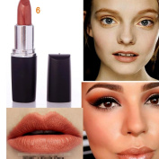 New Waterproof Vampire Style 8 Colours Cosmetic Stick Long Lasting lipstick,Nacome