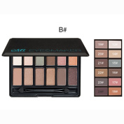 MeNow 12 Colour 3 Kind Fasion Eyeshadow Makeup Palette