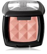 NYX Cosmetics Powder Blush, Dusty Rose, 5ml + FREE Luxury Luffa Loofah Bath Sponge On A Rope, Colour May Vary