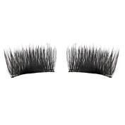 3D Reusable Tiny lightweight Magnets Eye Lashes Handmade Natural Long and Curly Eyelashes by PSFS