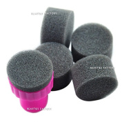 Beauties Factory Nail Art Design Stamping Polish Stamper Sponge Shade Transfer DIY Nail Buff