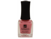 Adoree Nail Lacquer Coy Glitter Pink .150ml