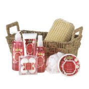 Bath Storage Basket, Clean And Healthy Gift Baskets For Girls