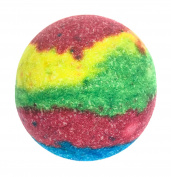 "BRUBAKER Big Handmade ""Action"" Bath Bomb - All Natural, Vegan, Organic Ingredients"
