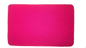 Mateque Pink Cerise Heat Mat for all hair straighteners ghd by mateque