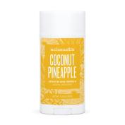 Schmidt's Natural Deodorant - Coconut Pineapple 100ml Sensitive Skin Stick; Aluminium-Free Odour Protection & Wetness Relief