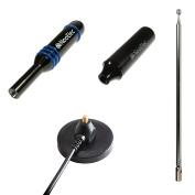 NooElec RaTLSnake M5 - Premium 3-Antenna Bundle for NESDR, RTL-SDR, HackRF, and other Software Defined Radios