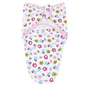 Baby Wrap Cloth Bath Towel Cute Cartoon Printed Toddler Swaddle Blacket Hooded Robe
