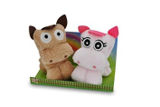 Couture Towel CT-GS15000014 13 x 36cm x 5.1cm . Ponie & Pony Towel44; Love is in The Air