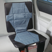 Ha & Ma High Back Seat Protector for Baby and Child Car Seats Waterpoof