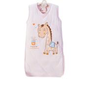Baby Bunting Bag 4 Seasons Baby Sleep Bag ,Pink Horse M
