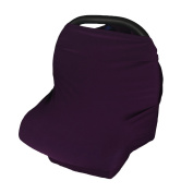 Kansea Multi-Use Baby Car Seat Cover Canopy Nursing Stretchy Scarf Breastfeeding Covers