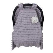 Nursing Scarf Nursing Cover, Inkach Materity Baby Stroller Sunshade Newborn Car Seat Canopy Pushchair Prams Ruffles Cover Up