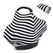 Hiltow Baby Car Seat Cover Nursing Cover
